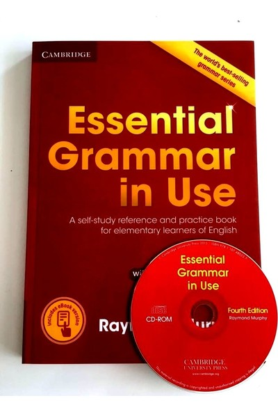 Essential Grammar In Use With Answers - Raymond Murphy