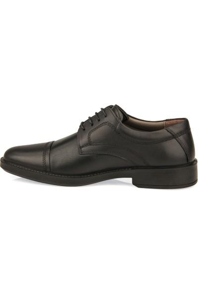 Esse By Ziya Erkek Deri Ayakkabı 101246E 28320 Siyah