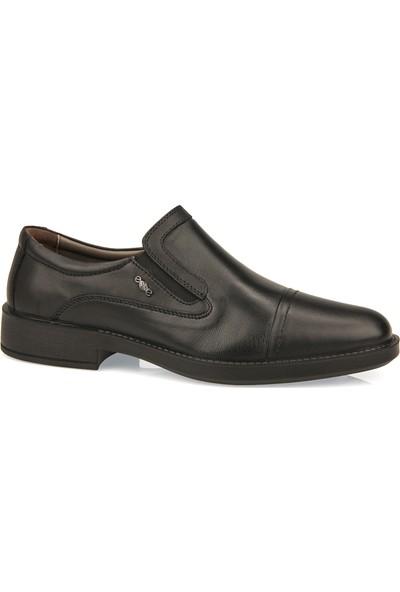 Esse By Ziya Erkek Deri Ayakkabı 101246E 29202 Siyah