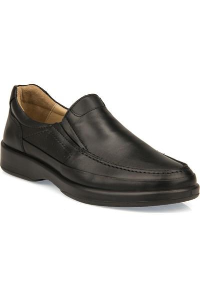 Esse Erkek Deri Ayakkabı 101246E 085 Siyah