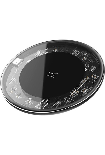 BASEUS Simple Upgraded Version Wireless Kablosuz Şarj Cihazı WXJK-BA01