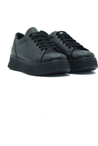 Park Moda Kadın Günlük Ayakkabı 54-8009 Siyah.cilt