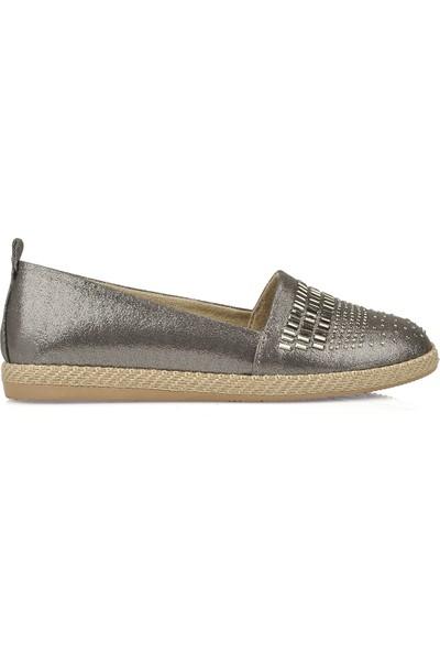 Punto By Ziya Kadın Ayakkabı 101415 389001 Platın