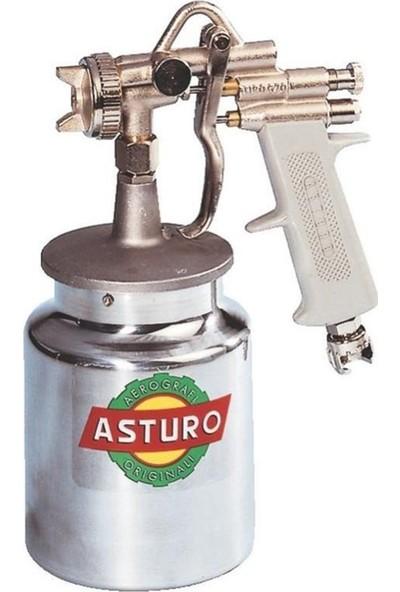 Asturo 04 G70 Boya Tabancası Alttan Depo 3,0 mm
