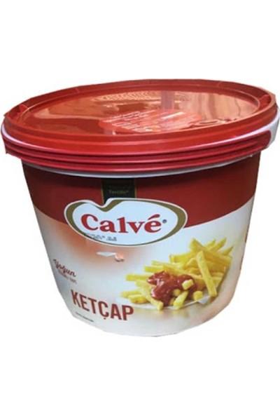 Calve Ketçap Kova 9 kg
