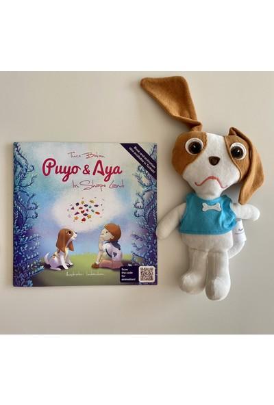Puyo Ve Aya In Shape Land (Oyuncaklı) - Tuçe Bakan