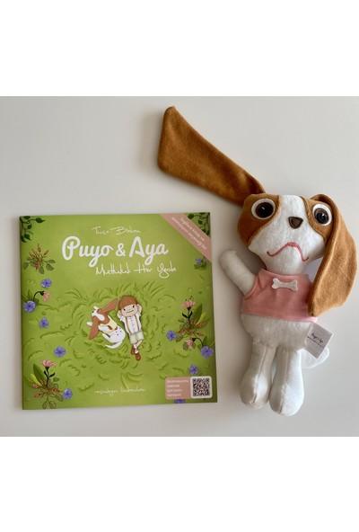 Puyo Ve Aya Mutluluk Her Yerde (Oyuncaklı) - Tuçe Bakan