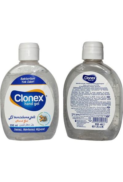 Clonex El Temizleme Jeli 250 ml