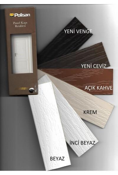 Polisan X1 Panel Kapı Boyası 0,75 lt 1 kg Kokusuz