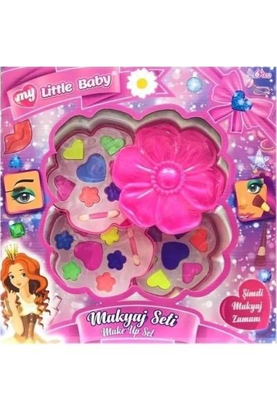 My Little Baby Papatya Kutulu 3 Katlı Makyaj Seti