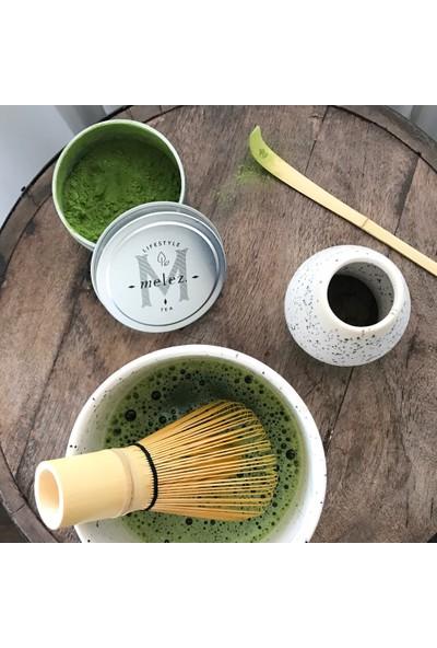 Melez Matcha Tea (Toz Halinde Japon Yeşil Çayı) 25 Gr.