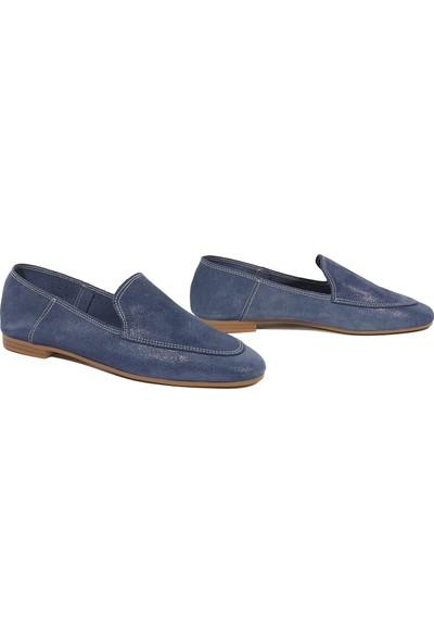 Desa Gloss Kadın Deri Günlük Ayakkabı