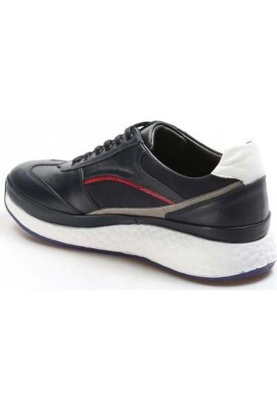 Fast Step Deri Erkek Sneaker Ayakkabı 722MA520