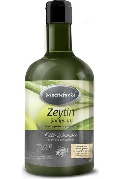 Mecitefendi Zeytin Şampuan - 400 ml