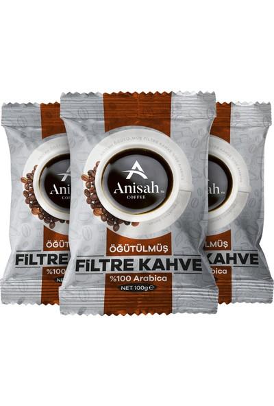 Anisah Filtre Kahve 100 gr 3'lü Paket