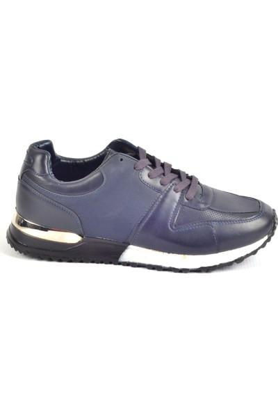 Owndays M-61634 Lacivert Günlük Erkek Spor Ayakkabı
