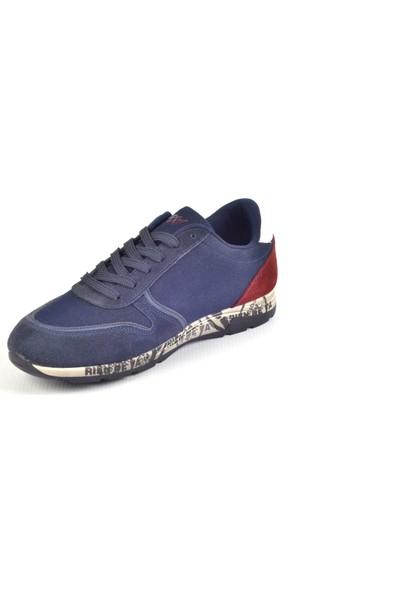 Owndays M-62011 Lacivert Günlük Erkek Spor Ayakkabı