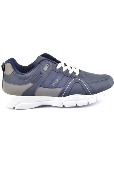 Owndays M-61606 Lacivert Günlük Erkek Spor Ayakkabı