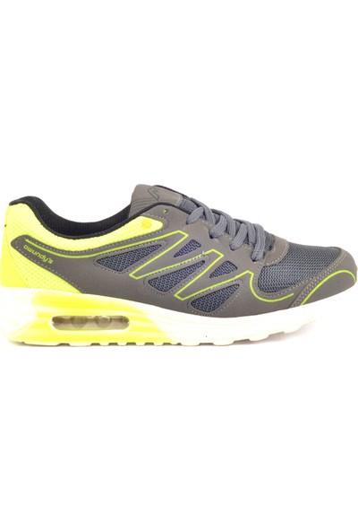 Owndays M-61194 Füme Fileli Günlük Erkek Spor Ayakkabı