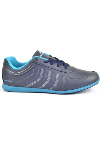 Owndays M-61041 Lacivert Günlük Erkek Spor Ayakkabı