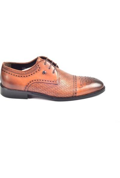 Paul Branco M- 83710 Deri Taba Klasik Erkek Ayakkabı