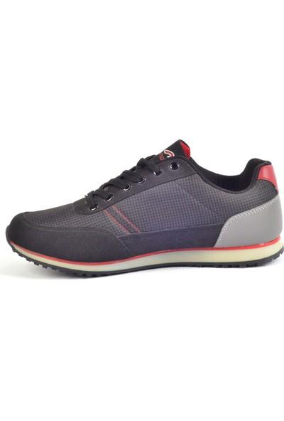 Owndays M-61519 Siyah Günlük Erkek Spor Ayakkabı