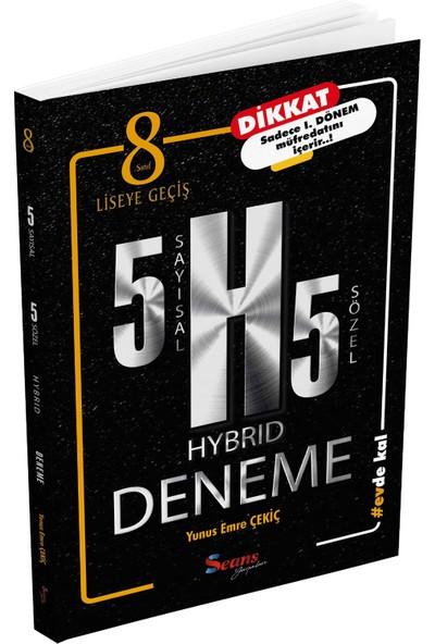 Seans Yayınları Evde Kal 5'li Hybrid Deneme