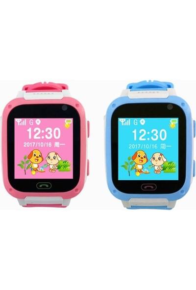 Smartbell Q530/2020 Sim Kartlı Akıllı Çocuk Saati - Mavi