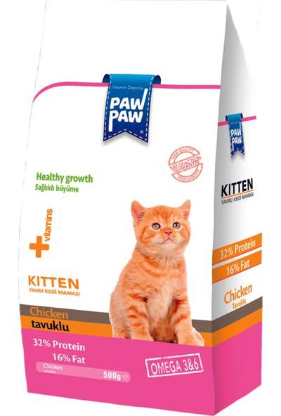 Pawpaw Tavuklu Yavru Kedi Maması 500 g