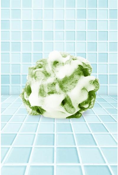 Balmy Naturel Zeytin Çiçeği Sabunlu Banyo Lifi