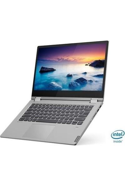 "Lenovo ideapad C340-14IML Intel Core i5 10210U 8GB 256GB SSD Windows 10 Home 14"" FHD Dokunmatik Taşınabilir Bilgisayar 81TK00BMTX"