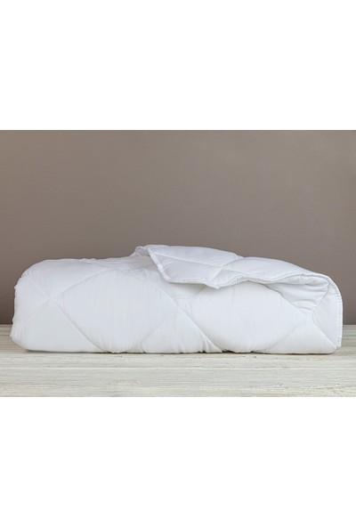 Englısh Home Softy Silikonlu Bebe Yorgan 95 x 145 cm Beyaz