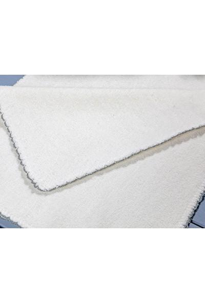 Englısh Home Towel Pamuk 6'lı Bebek Ter Havlusu 28 x 28 cm Krem