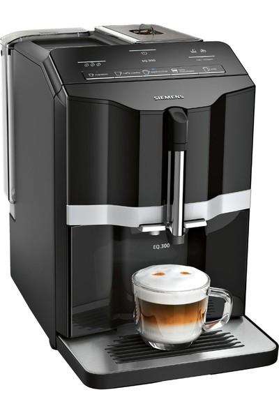 Siemens EQ300 TI351209RW Otomatik Kahve ve Espresso Makinesi Siyah