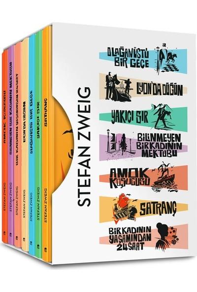 Stefan Zweig Kutulu Set - 7 Kitap Takım - Stefan Zweig