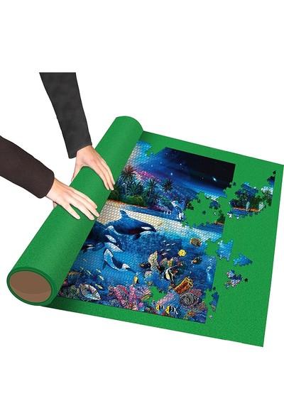 Clementoni Puzzle Puzzle Halısı - 2000 Parça