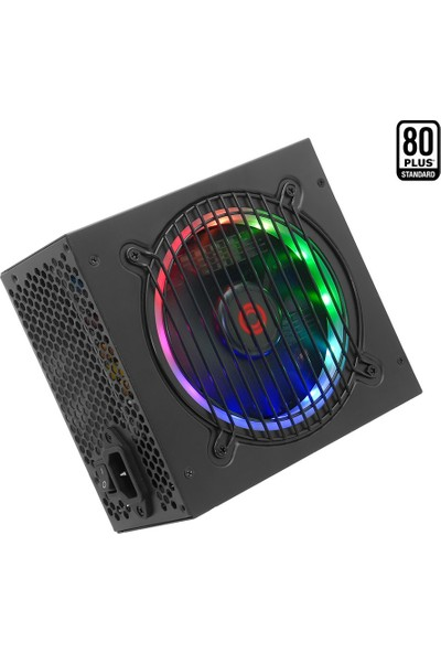 Frisby 80 Plus 650W Power Supply (FR-PS6580P-RGB)