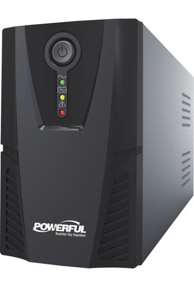 Powerful PL-600 650VA Line Interactive Ups Kesintisiz Güç Kaynağı