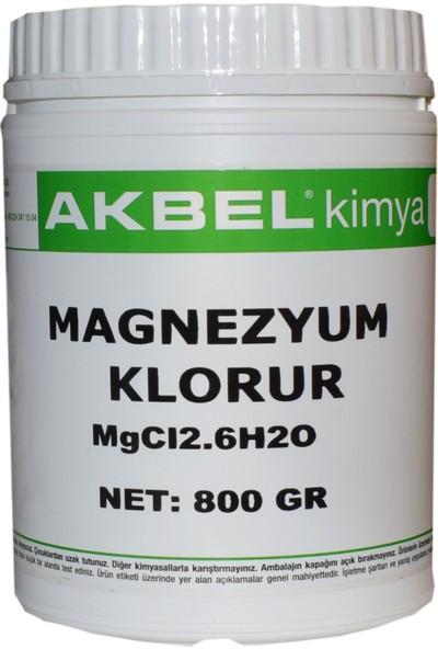 Akbel Magnezyum Klorür 800 gr