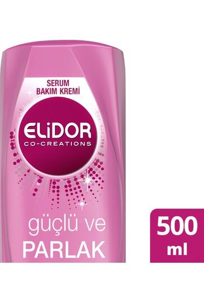 Elidor Saç Bakım Kremi Güçlü ve Parlak 500 ml