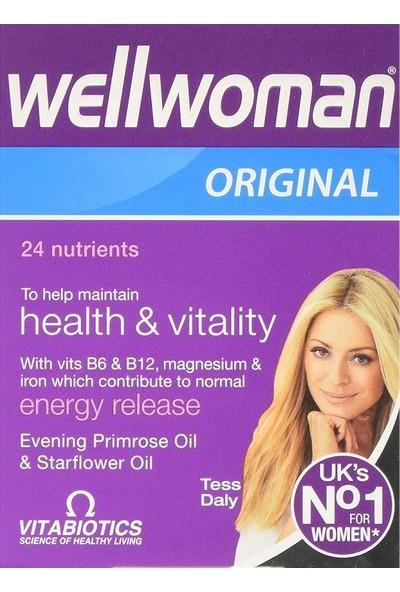 Vitabiotics Wellwoman Original ( 30 Kapsül )