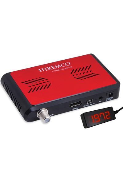 Hiremco Combo King HD Uydu Alıcısı