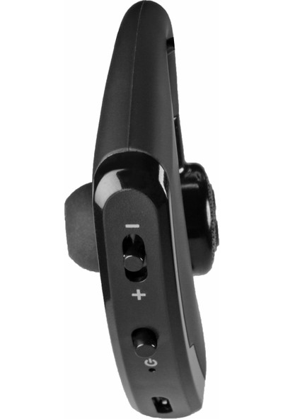 MF Product Acoustic 0166 Kablosuz Kulak İçi Bluetooth Mono Kulaklık Siyah