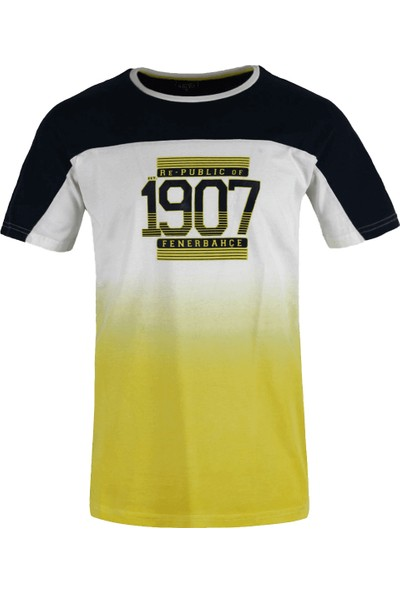 Fenerium Erkek Kolej Republic Of Fenerbahçe T-Shirt