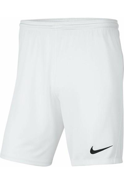 Nike BV6855-100 M Nk Dry Park Iıı Short Nb K Erkek Şort