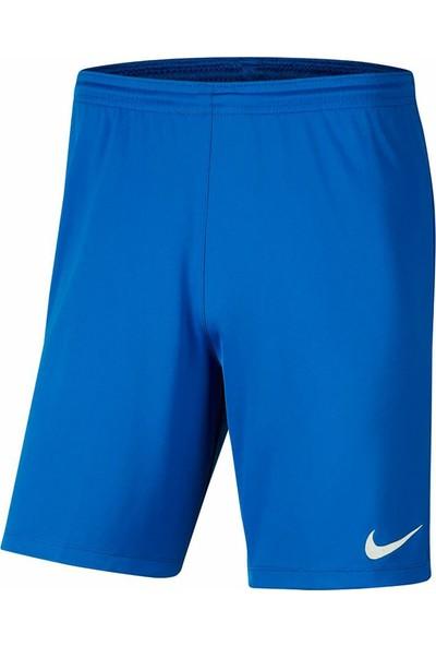 Nike BV6855-463 M Nk Dry Park Iıı Short Nb K Erkek Şort