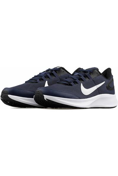 Nike CD0223-400 Runallday 2 Erkek Günlük Spor Ayakkabı