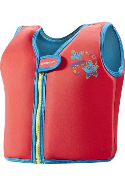 Speedo 8-09194B408 Sea Squad Swım Vest Im Bebek Yüzme Yeleği
