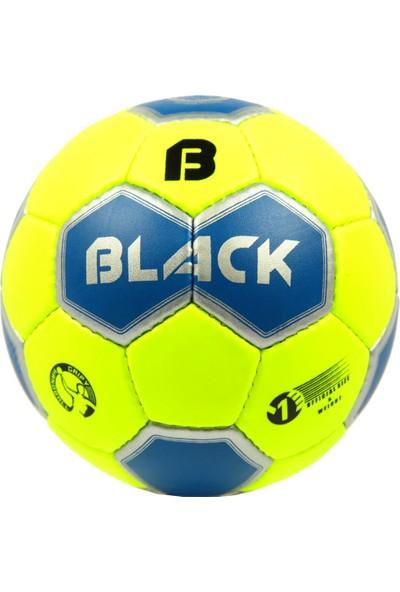 Black Techno 1 Numara Hentbol Topu