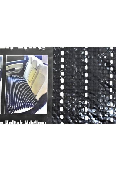 Kustulli Home 3'lü Pilot Oto Kılıfı Arka Koltuk Serme
